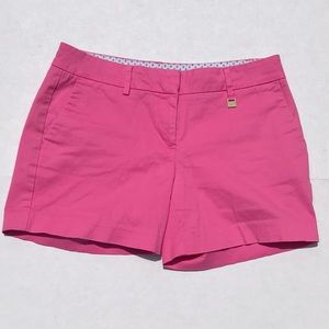 Nautica Pink Casual Chino Shorts